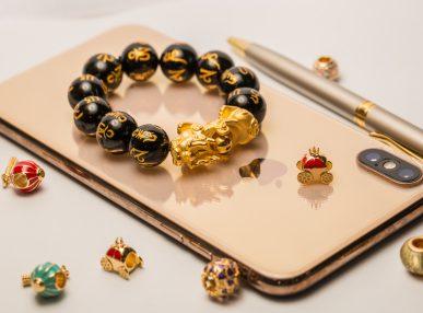 Treasure Charm Branding